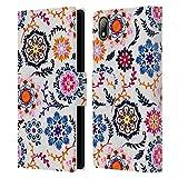 Head Case Designs Officiel Micklyn Le Feuvre Couleur Heureuse Suzani Modèle Inspiré Florals 2...