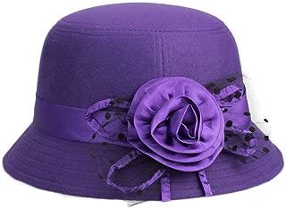 IL Caldo Women's Retro Winter hat Fascinators