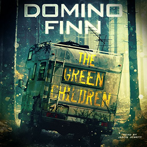 The Green Children audiobook cover art