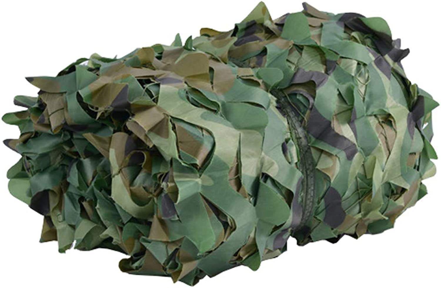 Camo Netting Sunshading Net Lightweight Durable Reinforced Oxford Polyester Camping Military Hunting Shooting Blind Hide Jungle Camouflage Net