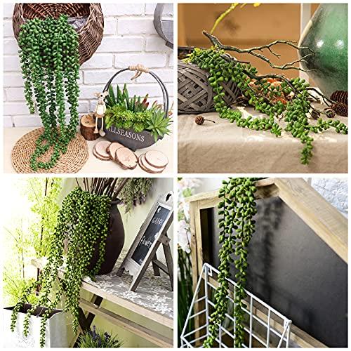 Hileyu Artificial Succulent Plants