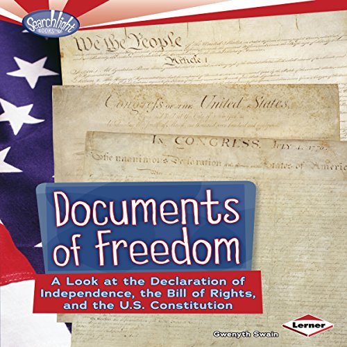 Documents of Freedom audiobook cover art