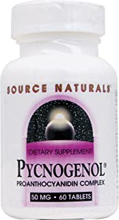 Dietary Supplement Pycnogenol - 60 Tablets