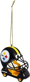 Team Sports America Pittsburgh Steelers Vintage Field Cart Team Ornament