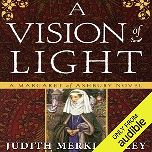 A Vision of Light audiobook cover art