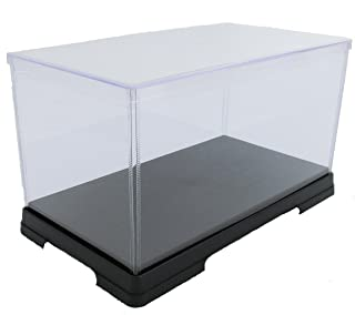 透明プラ コレクションケース 横幅40×奥行21×高さ32 cm