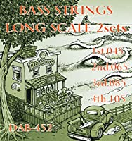 ダイキングエレキベース弦ロングスケール2セットパック