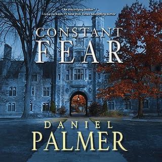 Constant Fear audiobook cover art