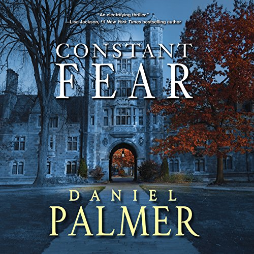 Constant Fear audiobook cover art