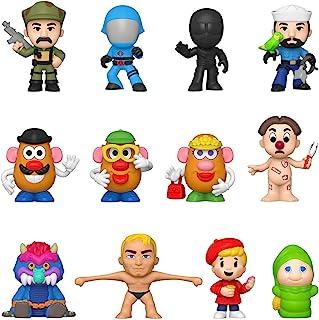 Funko 51306 Mystery Mini: Retro Toys- Hasbro (Styles vary) G.I. Joe Collectible, Multicolour