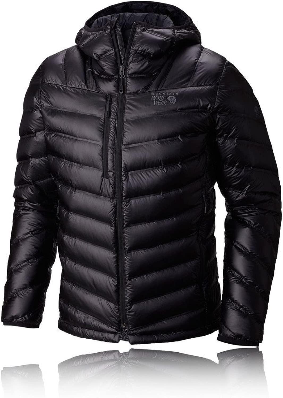Mountain Hardwear ストレッチダウン RS フード付きジャケット メンズ