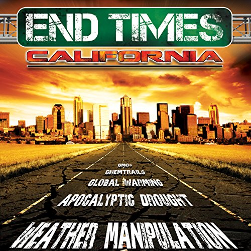 End Times, California audiobook cover art