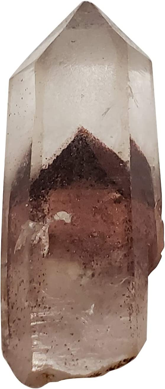 Rare Ghost Phantom Quartz Crystal Dedication with Gemstone Finally popular brand Specimen Mineral