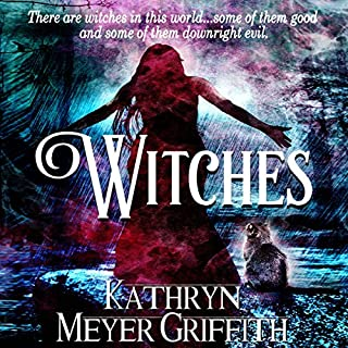 Witches audiobook cover art