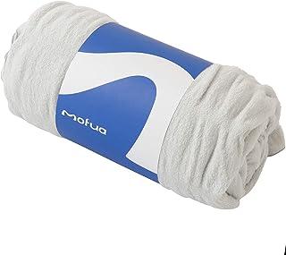 ナイスデイ 毛布 グレー シングル (140×200cm) mofua(モフア) くしゅくしゅ 綿毛布 コットン ブランケット ふわふわ あったか 洗える 45600113