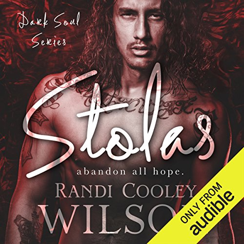 Stolas audiobook cover art