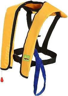 Premium Quality Manual Inflatable Life Jacket Lifejacket PFD Floating Life Vest Inflate Survival Aid Lifesaving PFD Basic New