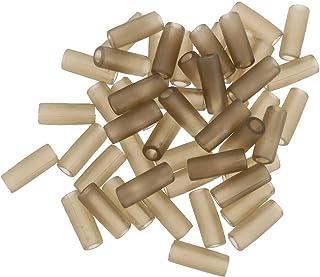 20 Stück 5 cm Karpfenangeln Anti Ärmel Gummi Karpfen Rigs Rohr