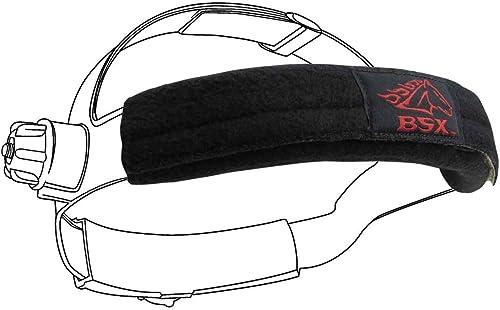 lowest BSX online sale lowest Black Helmet Sweatbands (2Pc) online