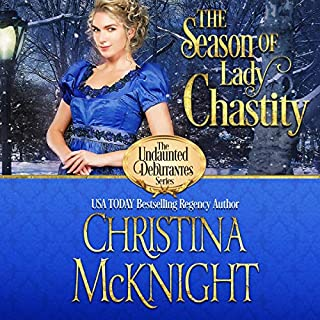 The Season of Lady Chastity audiobook cover art