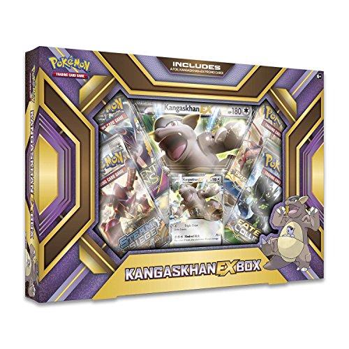 Pokémon 290–80272 Kangaskhan-ex Trading Card Box