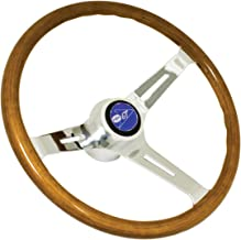 Empi Custom Wood Steering Wheel