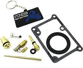 Stoneder Ensemble complet Carburateur Rebuild kit de r/éparation pour Yamaha Yfs 200/Blaster 1988/1989/1990/1991/1992/1993/1994/1995/1996/1997/1998/1999/2000/2001/2002/20