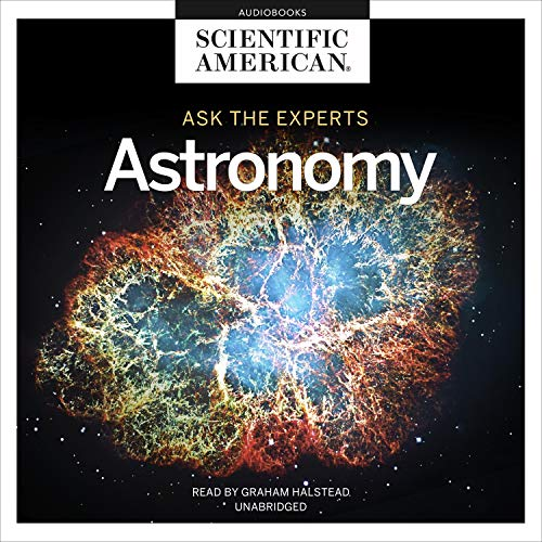 Ask the Experts: Astronomy cover art