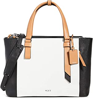 TUMI - Varek Park Leather Laptop Tote - 12 Inch Computer Bag for Men and Women - Spectator