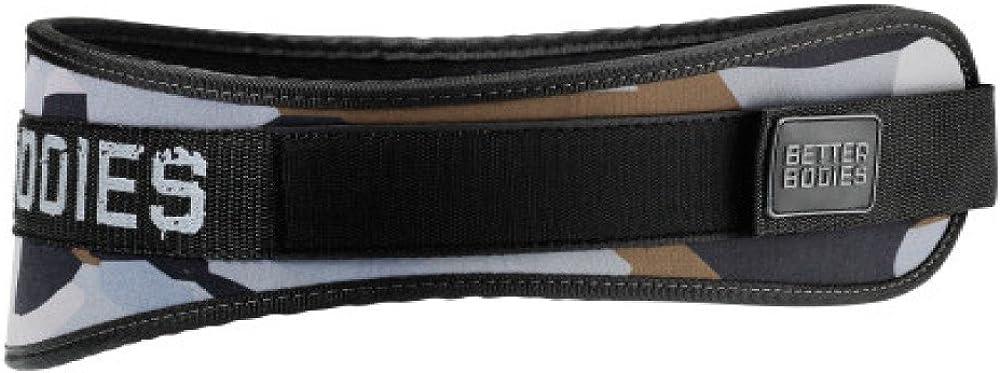 Better Bodies Gym Belt R/ückengurt Kraftg/ürtel R/ückenbandage Sport-Bandage R/ückenst/ütze
