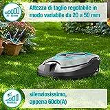 Zoom IMG-2 gardena 04050 72 sileno negro