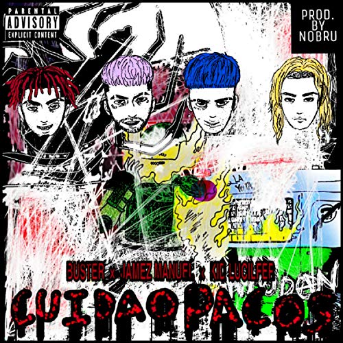 Cuidao Pacos (feat. Kid Lucilfer, Jamez Manuel & Baster) [Explicit]