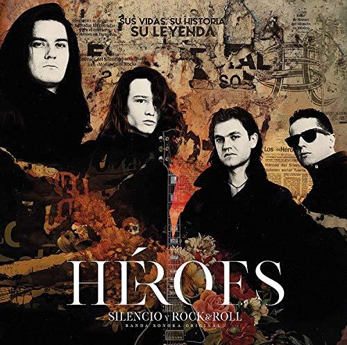 Héroes Del Silencio - Silencio y Rock & Roll (2 Lp +...