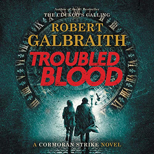 Troubled Blood  By  cover art