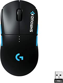 Logitech Shroud Edition G PRO Wireless Gaming Mouse - Hero 25K