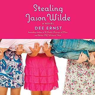 Stealing Jason Wilde audiobook cover art