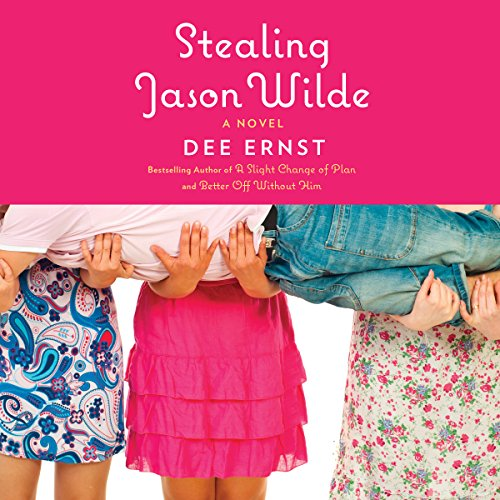 Stealing Jason Wilde audiobook cover art
