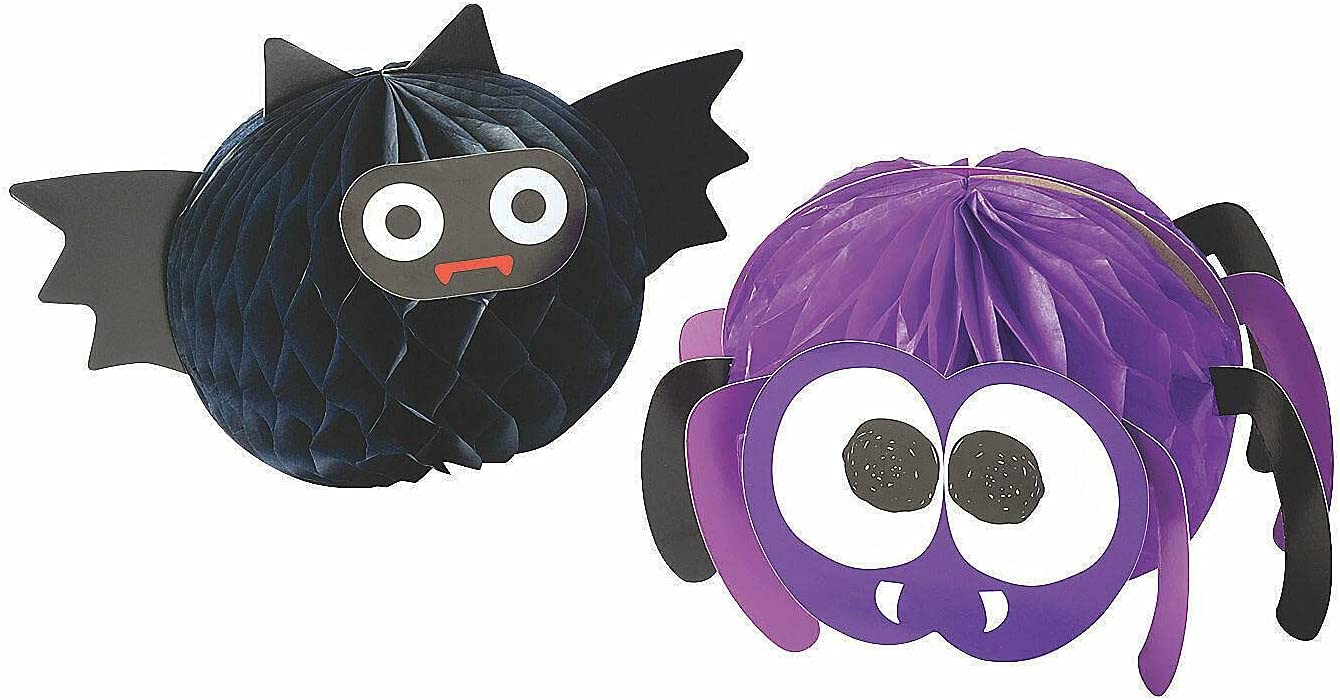 Spider Bat Centerpieces - store Party Ac Decor Desk Colorado Springs Mall Pieces 2