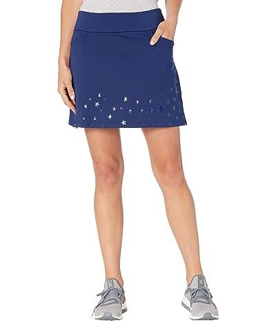 adidas Golf USA Star Knit Skort