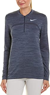 Nike Zonal Cooling Dry Half Zip Seamless Golf Pullover 2018 Women