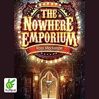 The Nowhere Emporium cover art