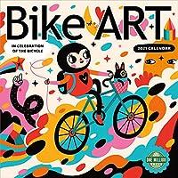 Bike Art 2021 Calendar