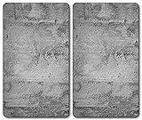 KESPER 36540-13 Multi-Glasschneideplatte 2er Pack Motiv...
