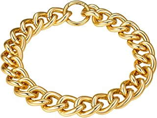 Best 12 inch gold chain necklace Reviews