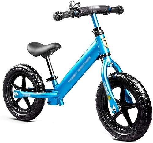 se descuenta WHTBOX WHTBOX WHTBOX 12 Balance Bike Alloy Bike,No Pedal,Walking,Balance Entrenamiento, Robusto,niña,Bicicleta para Niños y Niños de 2 a 6 años,azul  ahorra hasta un 70%