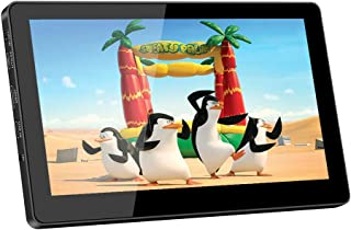 Raspberry Pi Touchscreen Monitor,Eleduino 7 Inch 1024600 Resolution Display LCD with HDMI Input,USB 5V /12V Powered,Built-in Speakers,Aluminum Case with Stand