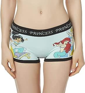 Women's Seamless Boyshort Panties- Classic Cartoon Characters