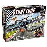 Golden Bright 6677 Electric Power Stunt Loop Road Racing Set, Multicolor, 1