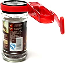 Veizn Jar opener,Plastic Bottle Opener ,Kitchen Plastic Jars Opener,Simple Plastic Bottle Opener, Multifunctional Canned Screw Cap ,jar opener kitchen in a bottle plastic opener,By