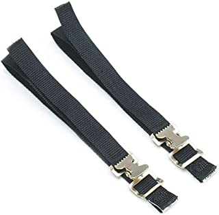 Pack of 4 Loads Up To 400 lb.//Break Strength 1200 lb. Yana Shiki STR-103 1 x 6 Cambuckle//Hook Style Tie Down Strap,
